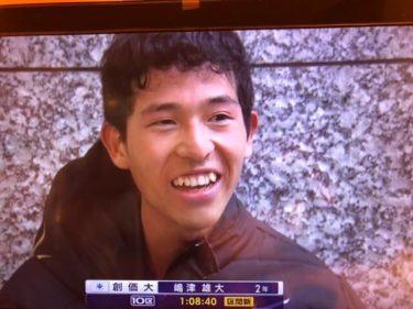 嶋津雄大(創価大)箱根区間新13年ぶり更新で初シード獲得!最新インタビューと進路プロフ