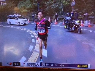 浦野雄平(國學院大) 箱根2020山の神プリン大好き?趣味とプロフィール